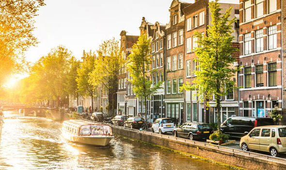 Amsterdam: Picture-perfect city full of surprises