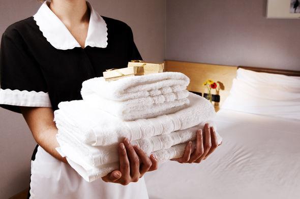 hotel room secret stealing