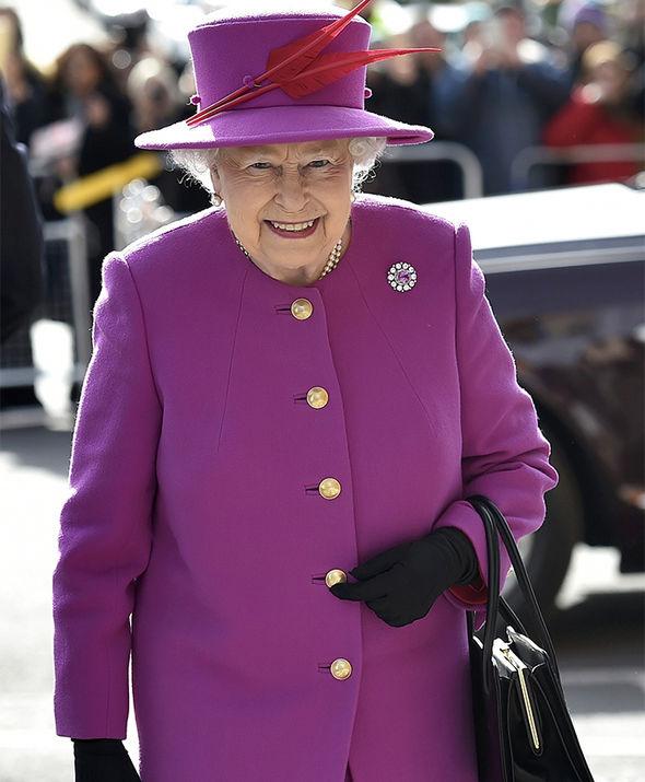 queen elizabeth travel secret