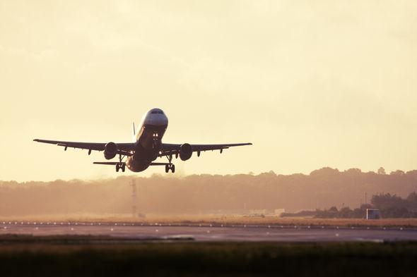 Flight fears plane safety