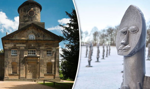 Yorkshire: Discover another side to the historic county with its very own sculpture park