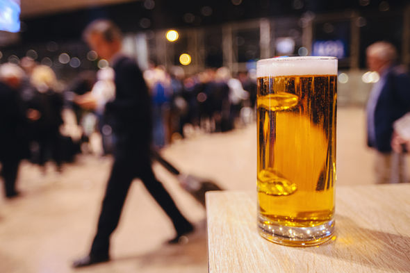 airport new alcohol limit