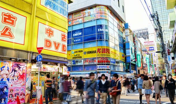 Foreign travel advice: Japan