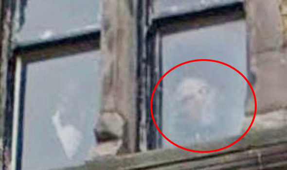 Google Maps: Ghost