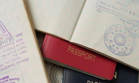 Passport manufactoring