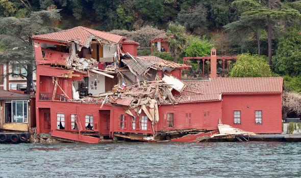 Mansion house Bosphorus