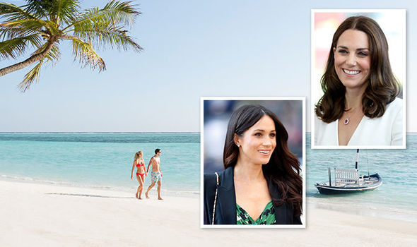 Most popular honeymoon spots in the world featuring Meghan and Kate's destination choice