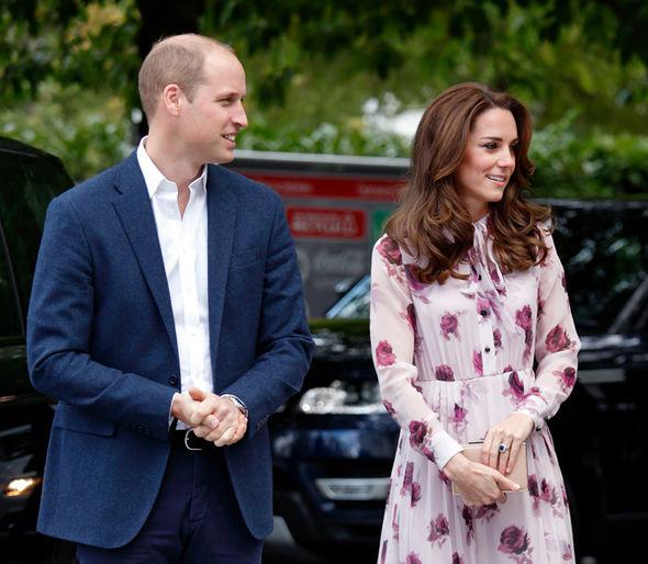 Prince William travel Israel Queen Elizabeth