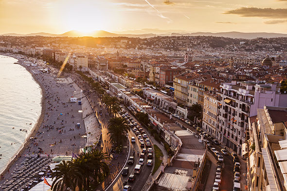 Airport transfers: Nice Côte d'Azur was revealed as the most convenient airport in Europe
