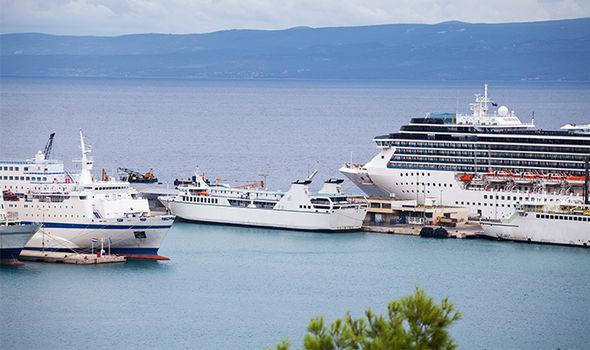 Cruise secrets: ship