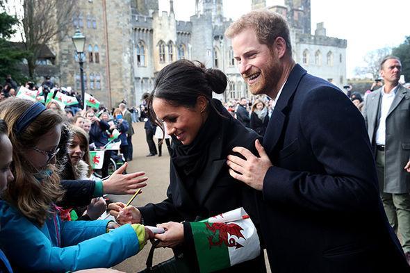 Meghan Markle news royal family autograph