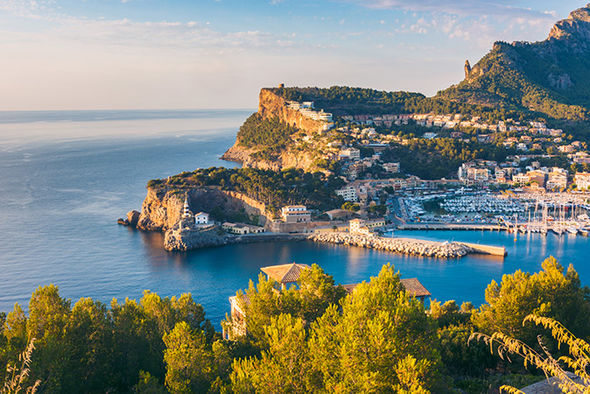 Majorca is second favourite beach holiday